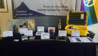 LEARNING THE TRADE SHOW CIRCUIT